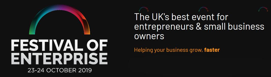 The Festival of Enterprise 2019